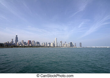 Skyline of Chicago SoC06 - Skyline of Chicago with Sears...