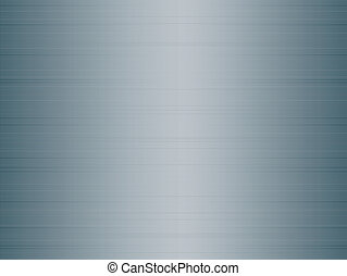 brushed metal - Illustrated brushed metal background in...