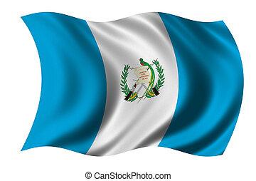 bandera, guatemala