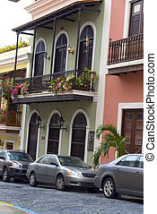 classic architecture old san juan