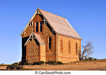 silverton church - St Carthage Catholic Church at historic...