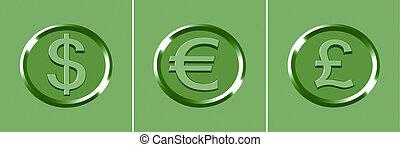 dollar symbol icon
