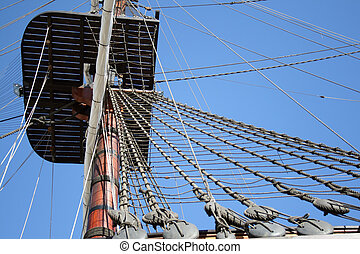 Pirate Ship 8 - Spanish Pirate Ship 8