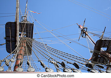 Pirate Ship 11 - Spanish Pirate Ship 11