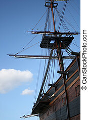 Pirate Ship 16 - Spanish Pirate Ship 16