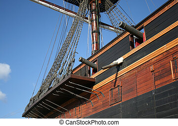 Pirate Ship 17 - Spanish Pirate Ship 17