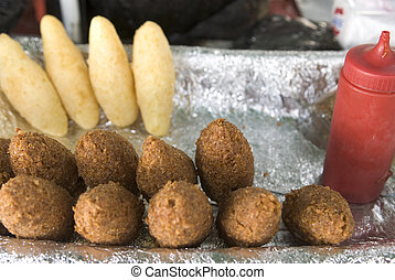 street food typical domnican republic - street food...