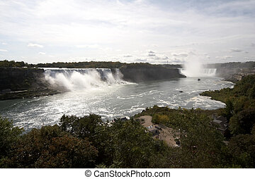 Niagara Falls - Maid of the Mist - Maid of the Mist under...