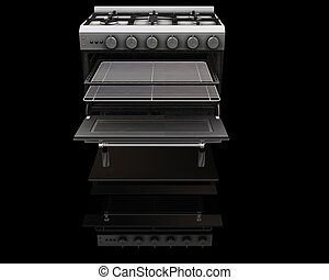 Modern oven
