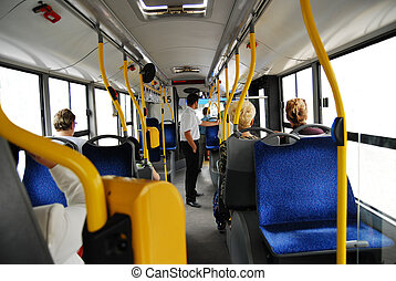 Bus - public transport