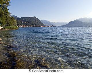 lago,  Orta