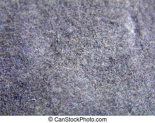 Blue Lint Texture - A texture shot of blue lint