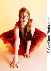 Beautiful Fourteen Year Old Goth Girl - Beautiful 14 year...