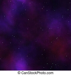 outer space - a nice large image of outer space with stars...