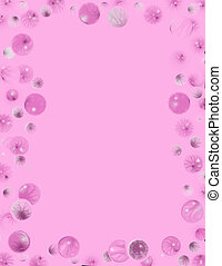 Pink Bubblegum Design - A girly design =