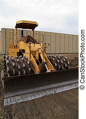 Compactor - Earth mover