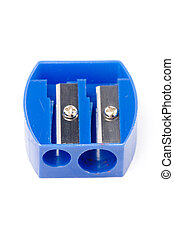Pencil Sharpener with white background