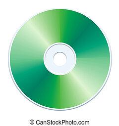 verde, CD