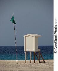 Baywatch - I took this photo at jandia beach /...