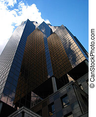 Corporate Building - A picture of a corporate building