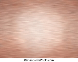 brushed red copper - a large sheet of rendered brushed red...