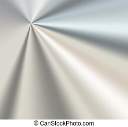 convergence - a rendered background image of soft metallic...