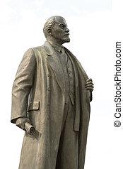 estatua, Lenin