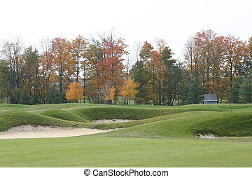 The challenge of bunkers