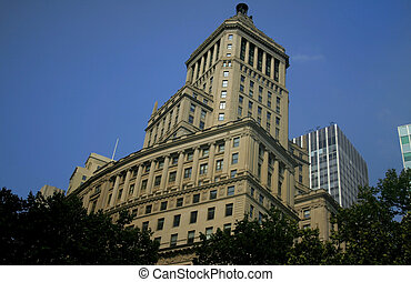 Historic Skyscraper