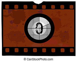 Film Countdown - At 0