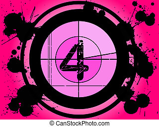 Pink Film Countdown - At 4