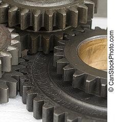 cog wheel - industrial cogwheels