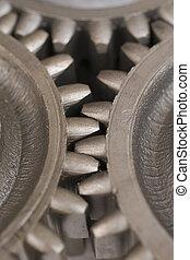 transmission - cogwheels