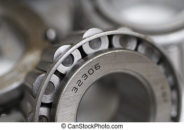 bearings - industrial background
