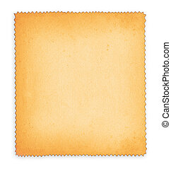paper with frill edge - piece of paper with frill edge and...