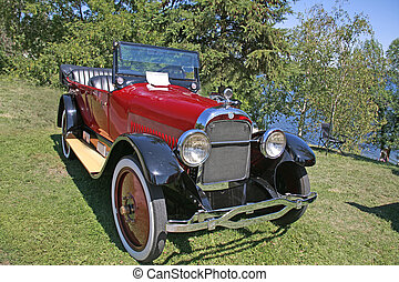 1905 roadster - this car was in immaculate condition
