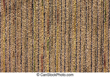 Tweed Fabric Pattern Back