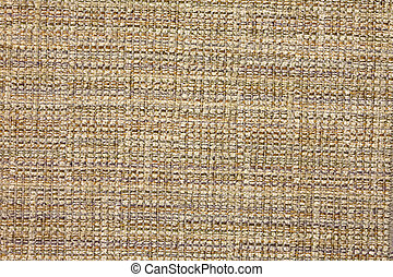 Tweed Pattern Background - Beige Tweed Fabric Pattern...