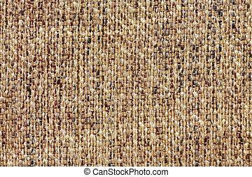 Tweed Pattern Background - Light Brown Earth Tone Tweed...