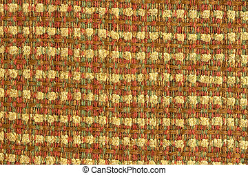 Tweed Fabric Background