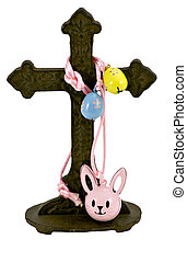Symbiotic - Secular Easter Eggs and Bunny Rabbit and...