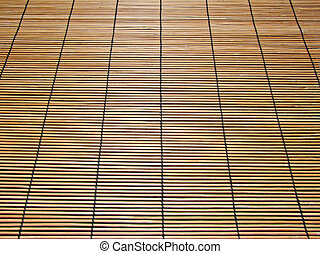 Rattan perspective - Texture of natural rattan material in...