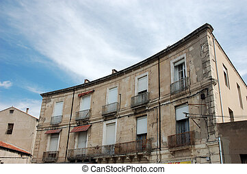 Buildings in Sete, France - Residential Building in Sete,...