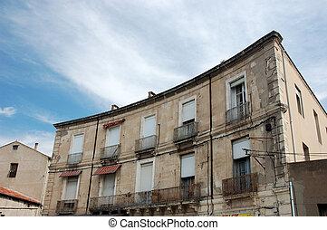 Buildings in Sete, France - Residential Building in Sete,...