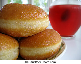 Donuts 2 - with melted sugar