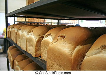 Bakery bread