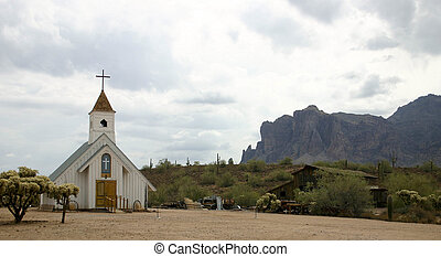 Little Church in the Desert