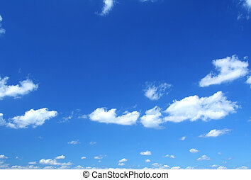 sky background 2 - summer sky background with beautiful...