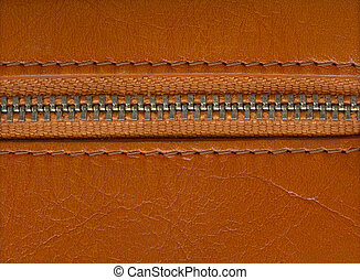 fashion material with zipper fastener - high resolution...