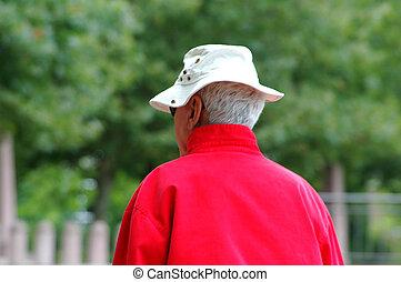 anziano, cittadino